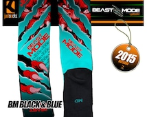 Custom Just Sockz Beast Mode Socks