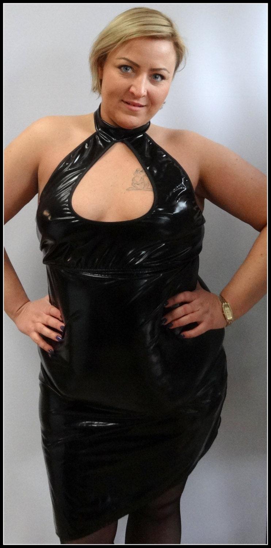 Große schwarze curvey Frauen poen