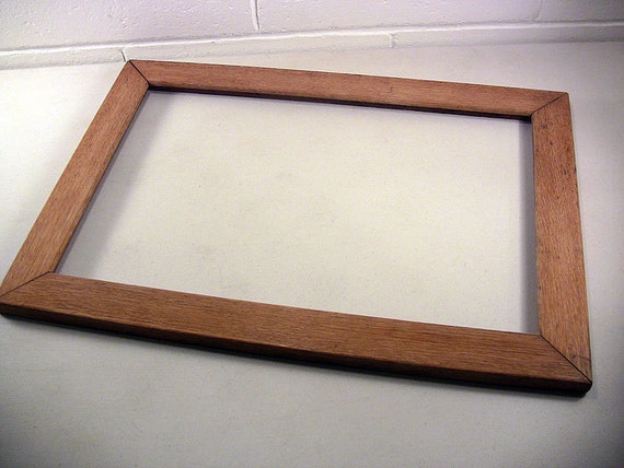 Arts Crafts Style Picture Frame By Mork Lumberjocks - Arts And ...
