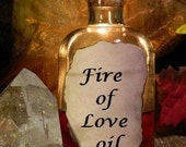 Fire Love Oil