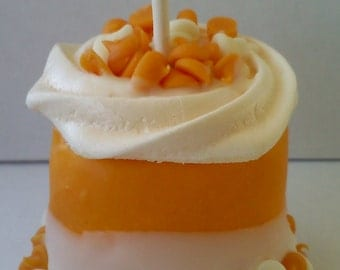 Mango or Orange Cream Marshmallow Pops