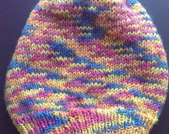 LoVe for ALL knit hat