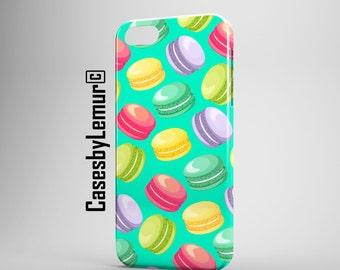 Italian Macaroon Iphone 6 case Girly pattern Iphone 5 case Food Iphone 6 plus case Pop art Iphone 5C case 90s Iphone case clear iphone case