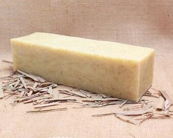 All Natural Lemongrass Soap Wholesale Soap Loaf