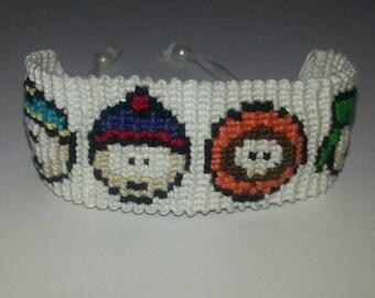 South park friendship bracelet || Eric || Stan || Kenny || Kyle