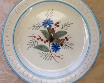"Stangl ""Blue Daisy"" Server/Tray"