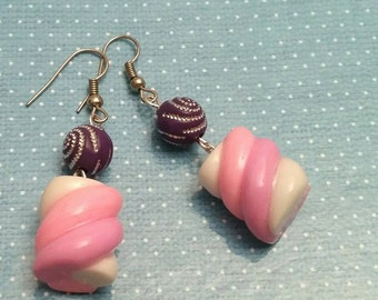 Sweet pastel sweet earrings ;)