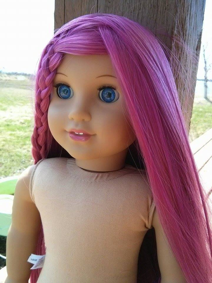 Wigs For American Girl Dolls 100
