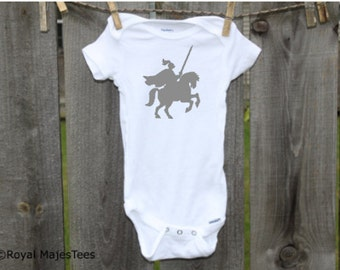 Knight Onesies®, Prince Baby Shower