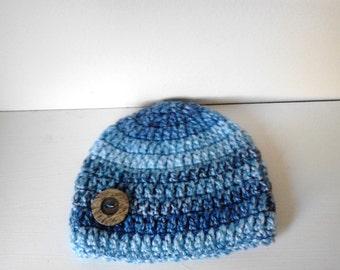 toddler boy hat,chunky boy hat,Crochet beanie hat,crochet boy hat,toddler hat