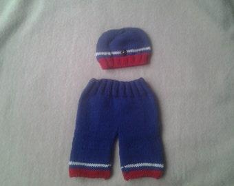 newborn boy hat, photo prop boy bottoms, photo prop boy hat, newborn boy bottoms, baby boy hat, baby boy bottoms,