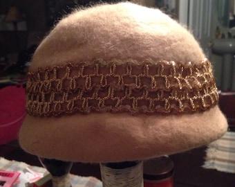 1940's New York Creation womens hat