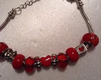 Charm Bracelet (Sweetheart)