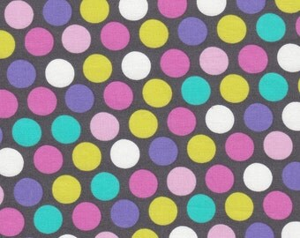 Michael Miller Orchid Multi Dots Fabric
