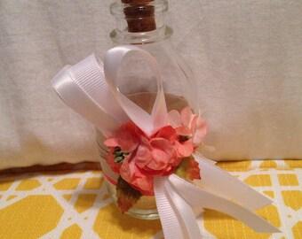 Baptismal oil bottle