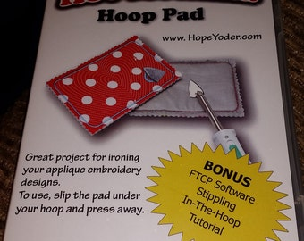 Hot Momma Hoop Pad Software from Floriani