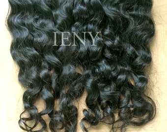 items similar to virgin hair 13 x 4 cuticle indian curly