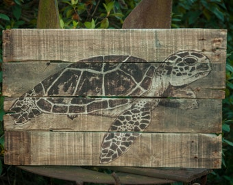 """Shop """"sea turtle"""" in Home & Living"""