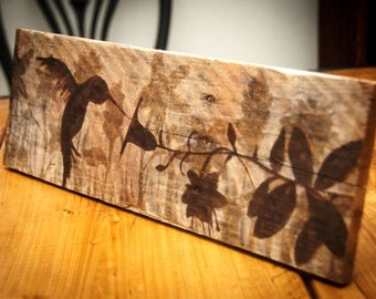 Framed Floral Hummingbird Metal Wall Decor | Humming Bird Decor ...