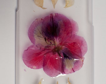 Dried Pressed Flower iPhone 6 Case