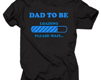Dad To Be Dad Maternity T Shirt Father Daddy Baby Announcement T Shirt Baby