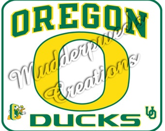 University of Oregon Ducks Mouse Pad