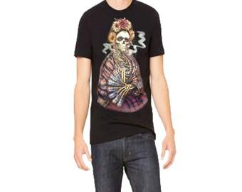 Frida Skeleton shirt