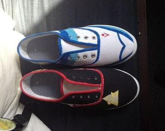 Custom Free! Shoes