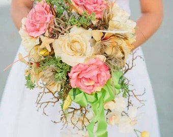 Bridal Beach Wedding Bouquet