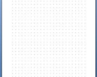 A5 dots paper 50 sheets