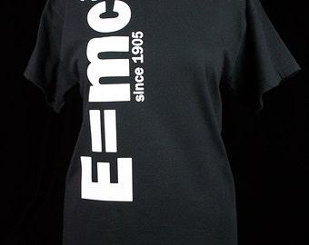 E=MC2 T-shirt Free Shipping