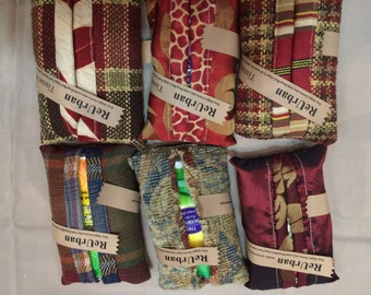 Super Snazzy Cloth Tissue Holders Great Gift!