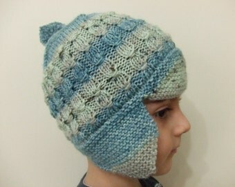 Children Hat, Baby Hat, Baby Knit Hat, Children Green Hat, Winter Hat, Green Beanie,Baby Shower Gift