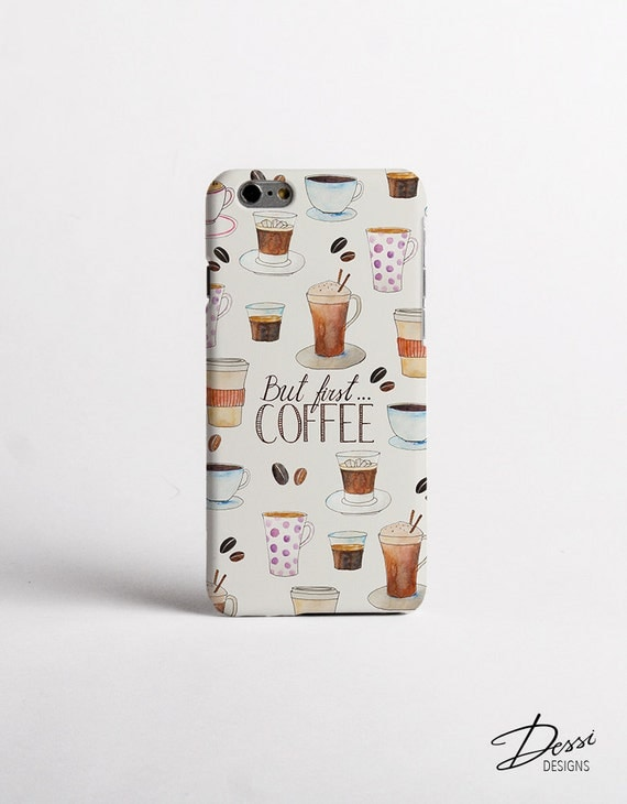 But first coffee phone case design for iphone cases htc for Design case