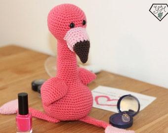 Fanny the Flamingo