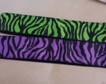 Zebra NonSlip Headband