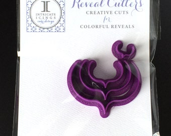 Reveal Cutters for Creative Cuts- Pointed petal