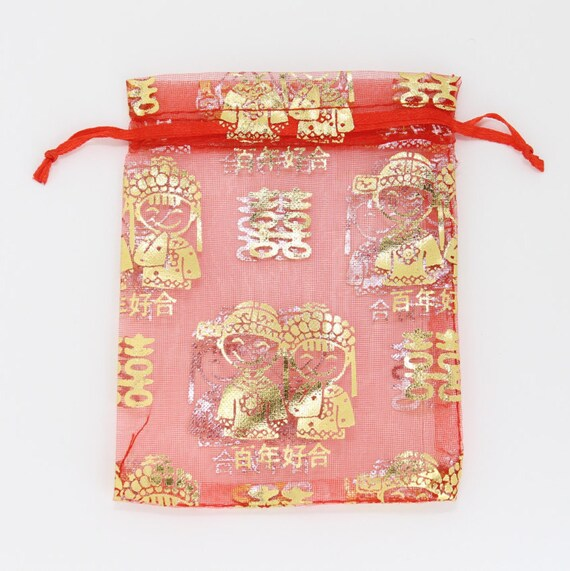 Red Wedding Gift Bags : favorite favorited like this item add it to your favorites to revisit ...