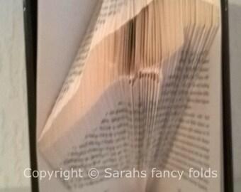 Parrot - Book Folding PATTERN