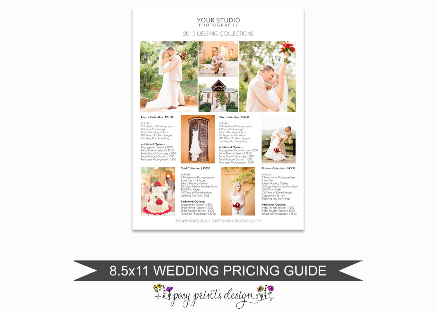 Photography Prices Wedding: Wedding Photographer Price List Wedding Pricing Guide
