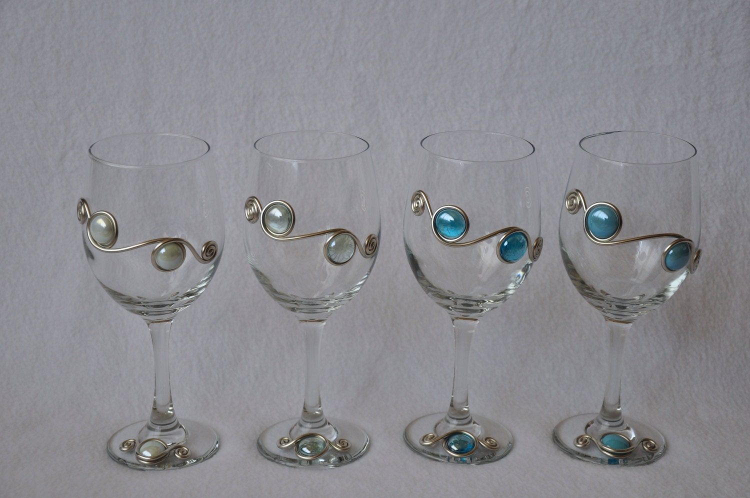 Decorative Wine Glasses Embellished With Glass By. Teen Boy Room Decor. Blue Home Decor Accessories. Hallway Wall Decor. Room Divider Ideas Ikea. Decorative Exterior House Trim. Beautiful Living Rooms. Asian Home Decor. Modern Living Room Designs