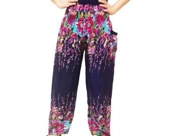 Blossom Comfy Yoga Pants Wide Leg Pants (YG01-8)