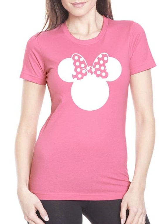 Minnie Mouse Shirts For Toddlers Minnie Mouse Shirt Pink