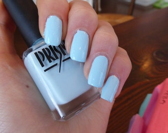 Sky's the Limit-  Blue Handmade Indie Nail Polish by Prism