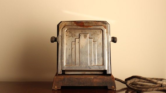 Antique Electric Toasters ~ Antique s electric toaster by otherfinethings on etsy