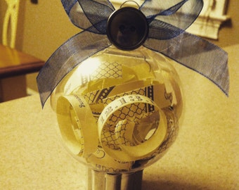 Wedding Invitation Ornament - Made to order!!!