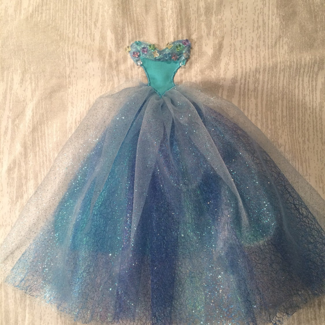 Disney Princess Cinderella Dress Applique Pattern Inspired