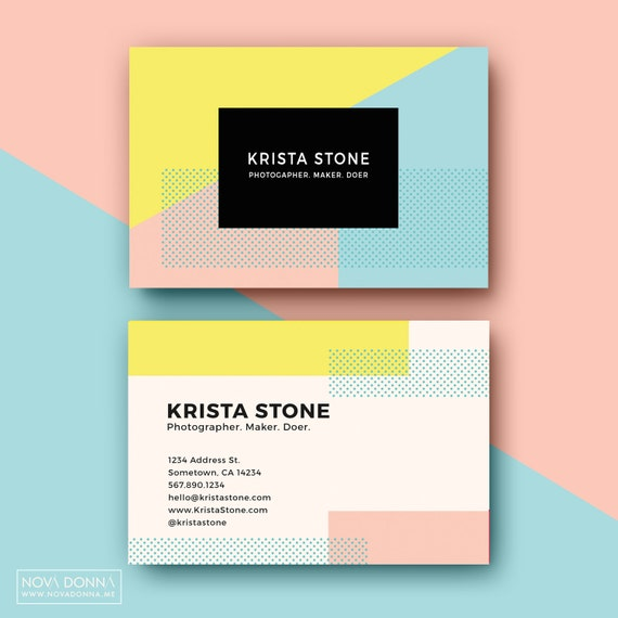 Business card templates design customizable adobe photoshop for Adobe photoshop business card template