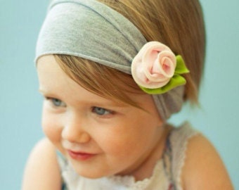 Baby Boho Flower Headband