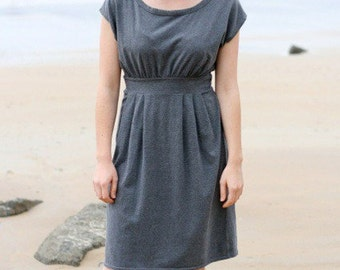 Sewing pattern of a holiday dress